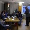 Workshop über das Urheberrecht im Internet mit Martin Kolozs