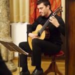 Gitarren-Intermezzo von Raol Funes