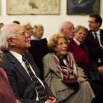 Verleihung der Ehrenmitgliedschaft an Hugo J. Bonatti