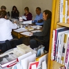 Schreibwerkstatt in Zusammenarbeit mit dem Tiroler Literaturmagazin Cognac & Biskotten
