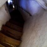 Auf dem Weg zum Turmzimmer...